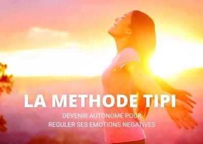 Méthode TIPI & régulation émotionnelle : Guide & informations