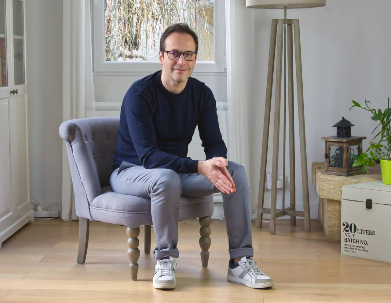 Olivier Szkulnik - Présentation