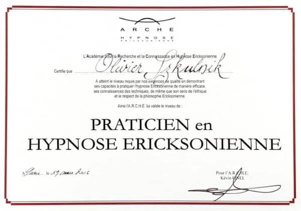 Praticien hypnose Olivier Szkulnik